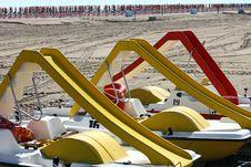 Free Paddle-boat Stock Image - 20005571