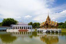 Free Pang-Pa-In Palace Stock Images - 20006494