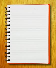 Free Notebook Stock Photography - 20006592