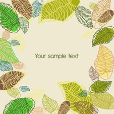 Free Green Leafs Stock Images - 20007244