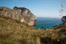 Free Mirador Next To Cap De Formentor Stock Photography - 20007712