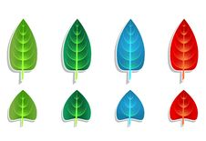 Free Green Leaves Royalty Free Stock Images - 20008069