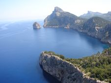 Free Mirador Next To Cap De Formentor Royalty Free Stock Photography - 20008207