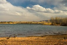 Free Chatfield Shoreline Stock Photo - 20008280