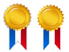 Free Medals Royalty Free Stock Image - 20009556