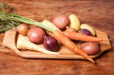 Free Fresh Vegetables Stock Photography - 20009632