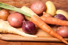 Free Close Up Vegetables Royalty Free Stock Photography - 20009657