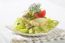 Free Egg Salad Stock Images - 20009834