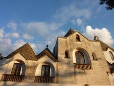 Free ALBEROBELLO CHURCH ST. ANTHONY Royalty Free Stock Images - 20011339