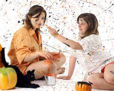 Free Halloween Splatters Stock Images - 20012364