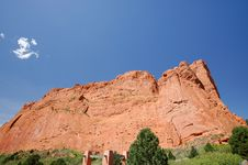 Free GARDEN OF THE GODS Stock Images - 20013464
