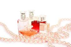 Free Perfume Bottles Stock Photo - 20013480