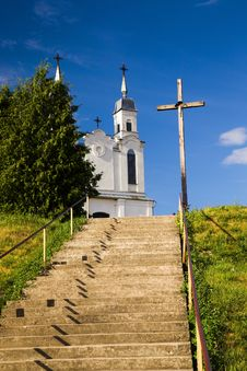 Free Catholic Church Stock Photography - 20014382