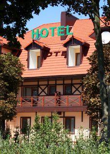 Free Hotel Stock Photos - 20014643