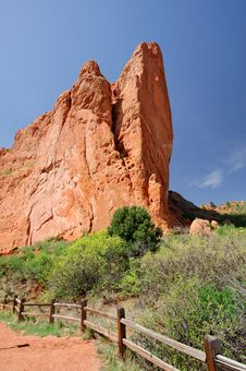 Free GARDEN OF THE GODS Royalty Free Stock Image - 20014796