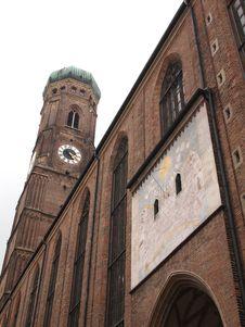 Free Munich Frauenkirche Stock Image - 20015671