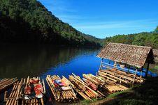 Free Thai Style Boat Stock Photos - 20018293