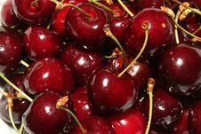 Free Cherries Royalty Free Stock Photography - 20018457