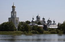 Free Yuriev Monastery In Novgorod The Great, Russia Royalty Free Stock Photos - 20018528