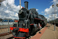 Free Ancient Steam Locomotive Royalty Free Stock Photos - 20022258