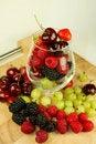 Free Variety Of Berries Stock Image - 20023881