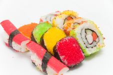 Free Sushi Stock Photos - 20020153