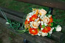 Free Bridal Bouquet Stock Images - 20020194