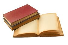 Free Old Book Royalty Free Stock Image - 20020276