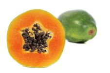 Free Papaya Star Royalty Free Stock Images - 20020509