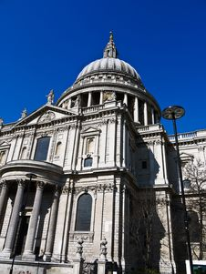 Free St Pauls Cathedral, London, England In UK Stock Photos - 20020563