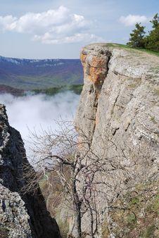 Free The Crimean Mountains Royalty Free Stock Photos - 20020958