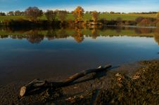 Free Autumn Pond Stock Photos - 20021983