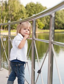 Free Little Boy Royalty Free Stock Image - 20022166