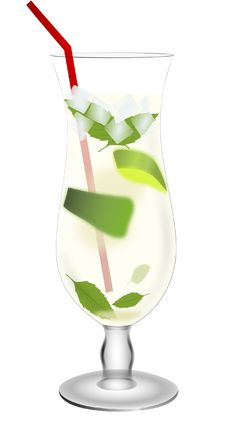 Mojito Coctail Royalty Free Stock Photography