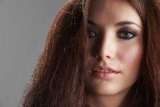 Free Make-up Royalty Free Stock Photos - 20023298