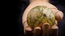 Free Global Royalty Free Stock Photo - 20024485