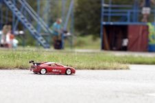 Remote-controlled Toy Car Stock Photos