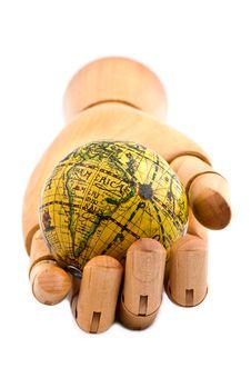 Free Global Royalty Free Stock Image - 20024526