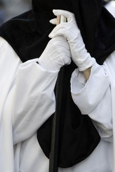 Free Semana Santa (Holy Week) In Andalusia, Spain. Stock Photos - 20025403