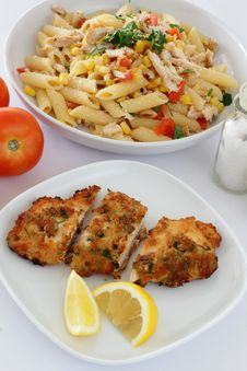 Free Gourmet Meal Royalty Free Stock Image - 20026216