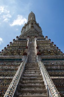 Free The Temple Wat Arun Stock Photo - 20026410