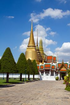 Free Golden Buddha Temple Stock Photos - 20026433