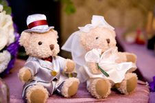 Free Wedding Decoration Stock Photography - 20026792