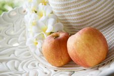 Free Summer With Apple Royalty Free Stock Photos - 20027048