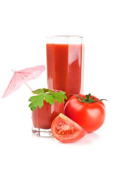 Free Fresh Tomato Juice Royalty Free Stock Image - 20027746