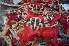 Spend Crab Stock Photo