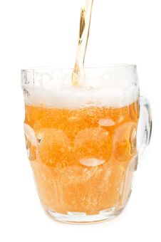 Free Glass Of Beer Stock Photos - 20028153