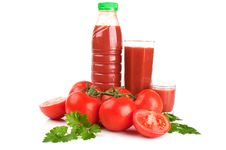 Free Fresh Tomato Juice Stock Photos - 20028203