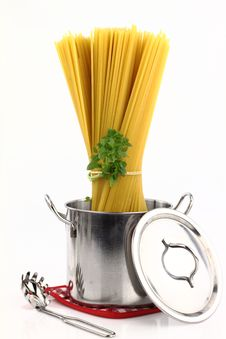 Free Spaghetti Pasta Stock Image - 20028441