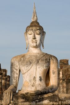 Free Ancient Image  Buddha  Statue Stock Photos - 20028593